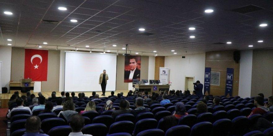 Kayseri SMMMO Başkanı Ali Yedikaya: