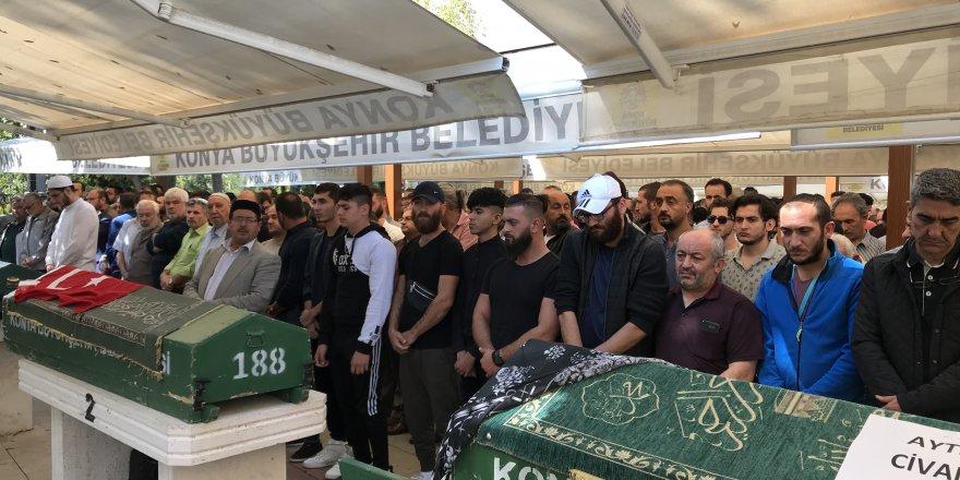 Abdulkadir Okumuşlar'a son görev