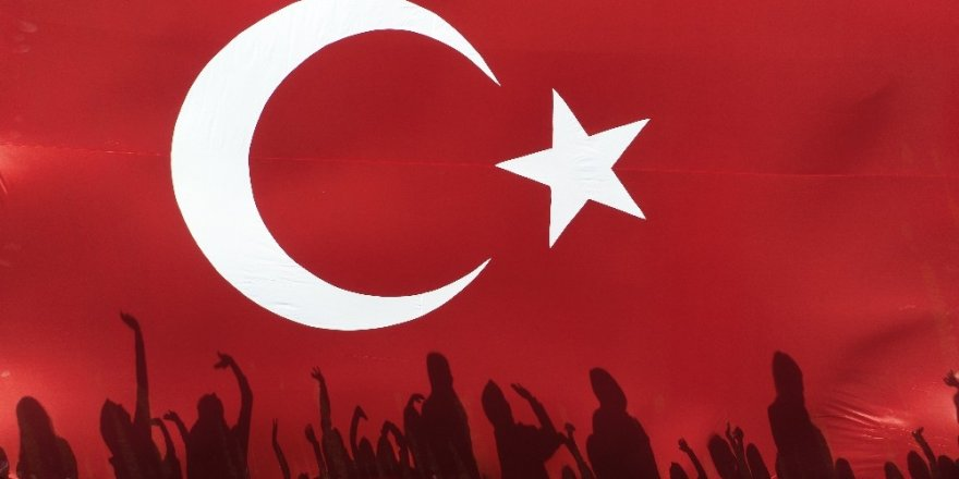 Anaokulu öğrencileri Mehmetçiği unutmadı