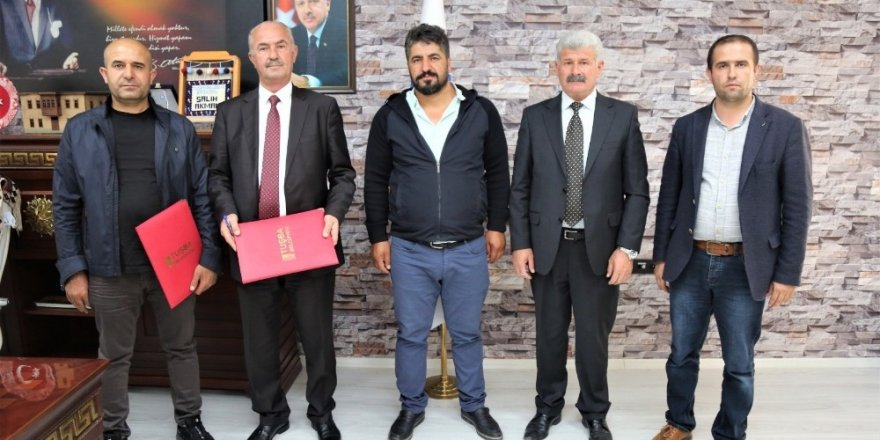Tuşba Belediyesi 'ambalaj atıkları geri dönüşüm sözleşmesi' imzaladı