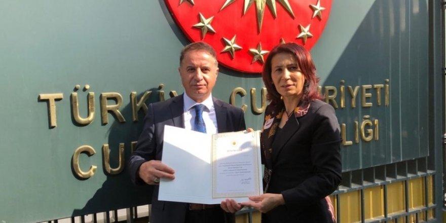 Antep'in Kurtuluş etkinlikleri Cumhurbaşkanlığı himayesine alındı