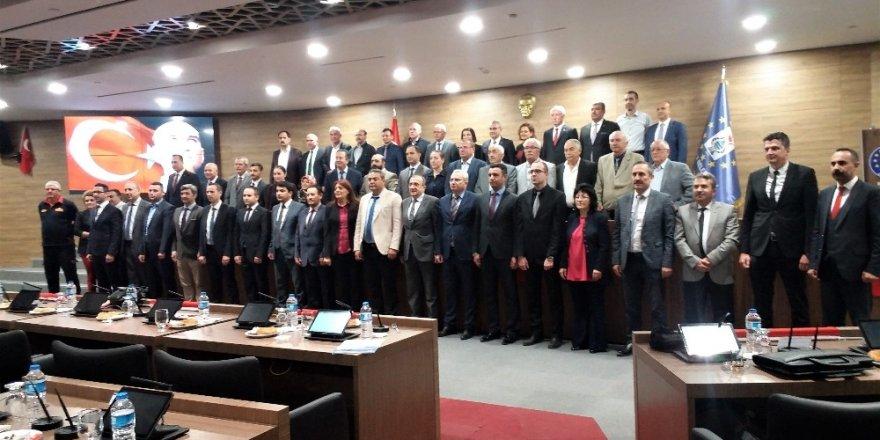 Kütahya Belediye Meclisi'nden Barış Pınarı Harekatı'na tam destek