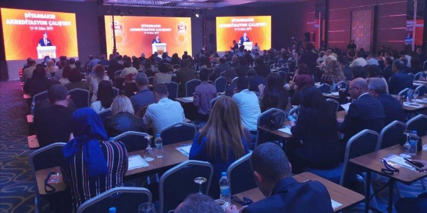 269 oda ve borsa genel sekreteri Diyarbakır'a buluştu