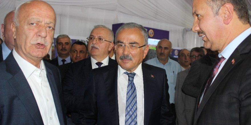 Ordu Büyükşehir Belediye Başkanı Güler 'Ordu Tanıtım Günleri'ne katıldı