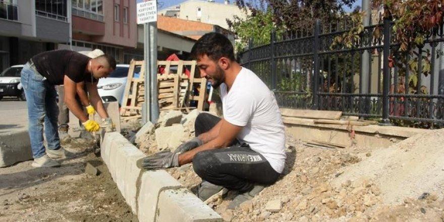 Bayburt Belediyesi çalışmalara devam ediyor