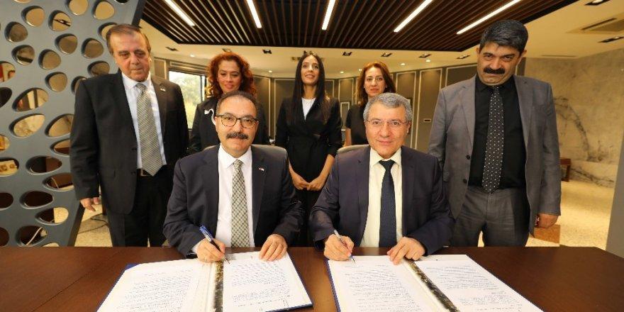 GAÜN ile Kızılay arasında protokol imzalandı