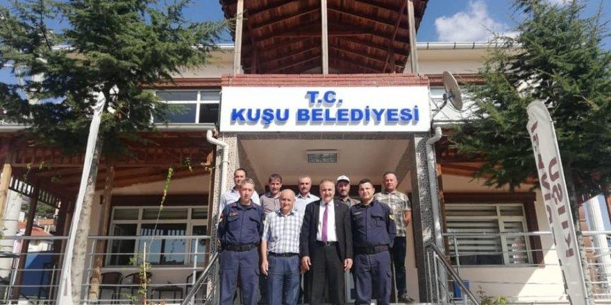 Kuşu Belediye Meclisi'nden Barış Pınarı Harekatı'na destek