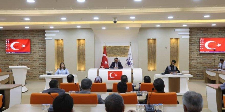 Elazığ Belediye Meclisinden Mehmetçiğe destek
