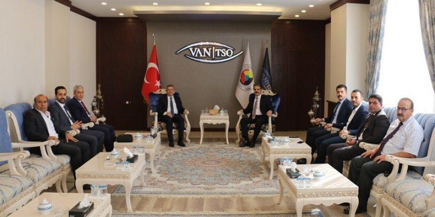 Albaraka Türk Katılım Bankası ile Van TSO protokol imzaladı