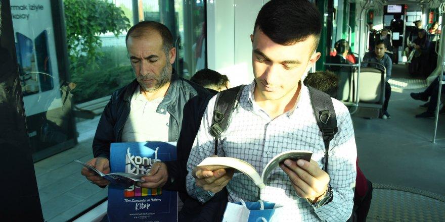 Büyükşehir'den kitap sürprizi
