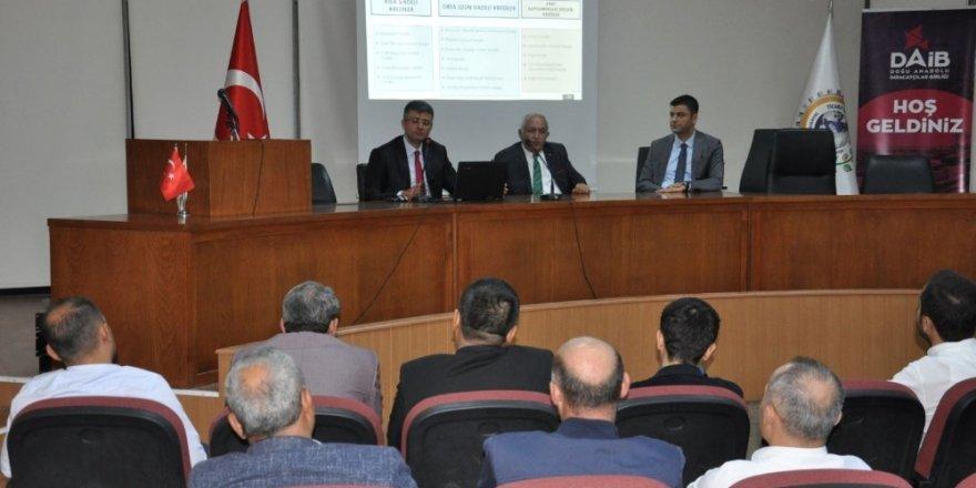 STSO'da dış ticaret bilgilendirme semineri düzenledi