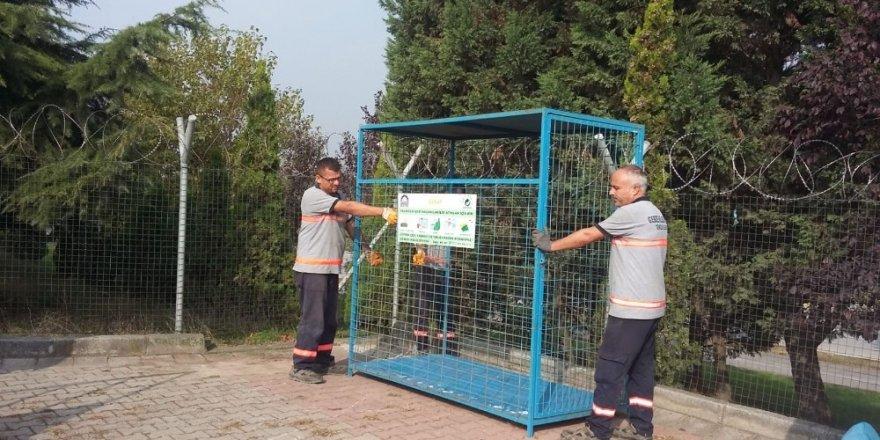 Gebze'de Sıfır Atık Projesi sürüyor