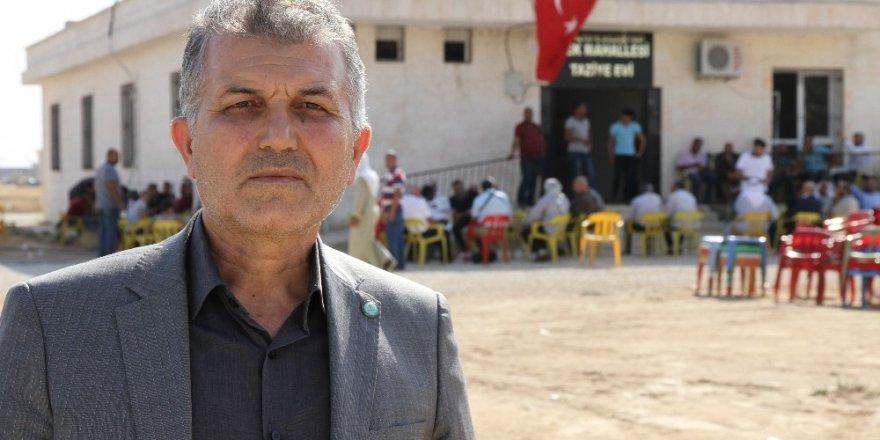"""MTDF Başkanı Öter: """"YPG'nin çekilmesi kesinlikle Türkiye'nin kararlı tutumu sayesinde oldu"""""""