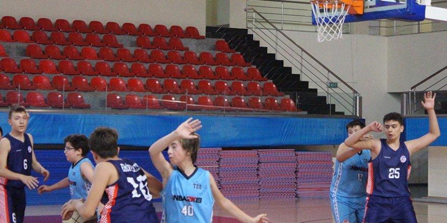 Kayseri U-14 Basketbol Ligi