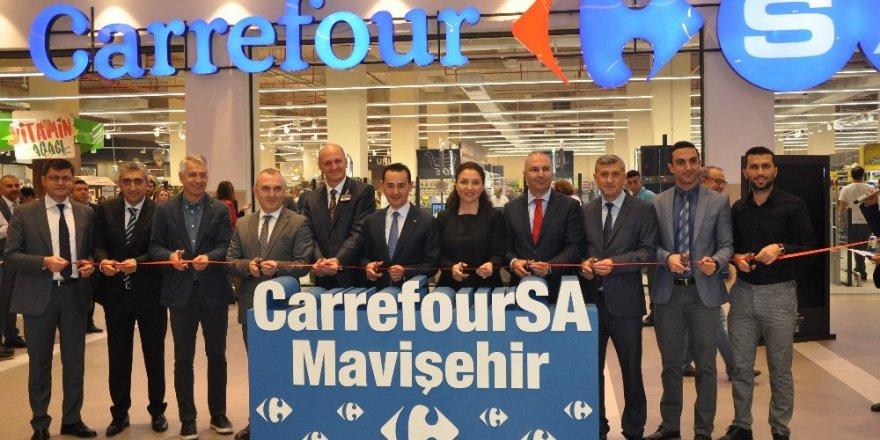 CarrefourSA efsanesi, İzmir'e geri döndü
