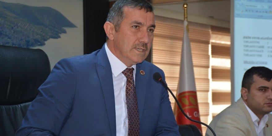 Sinop il genel meclisi, 'Barış Pınarı Harekâtı'na' destek verdi