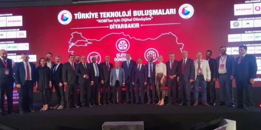 Teknoloji buluşmalarının 73'üncüsü Diyarbakır'da gerçekleştirildi