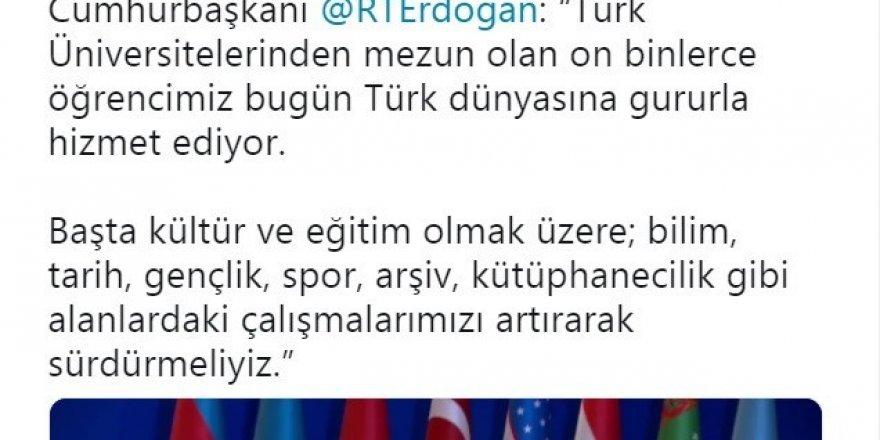 Türk öğrenciler her yerde gurur kaynağı