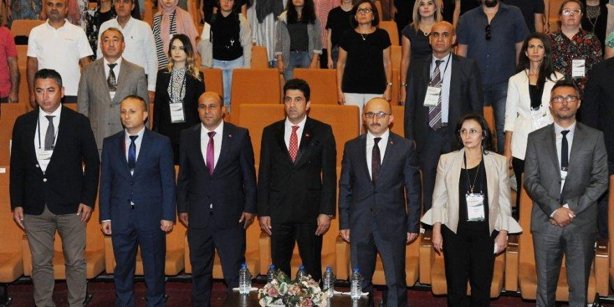 2. Uluslararası Tarım, Çevre ve Sağlık Kongresi başladı