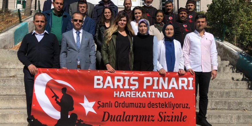 Pasinler Atatürk YBO'nun Asker Sevgisi