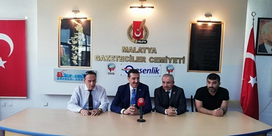 Milletvekili Tüfenkci MGC'yi ziyaret etti