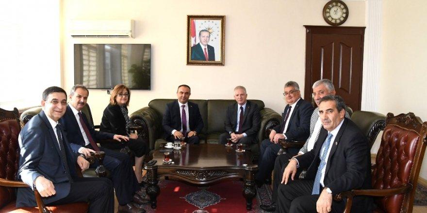 İKA yönetim kurulu toplantısı Adıyaman'da yapıldı