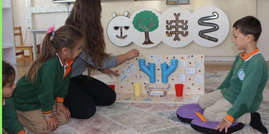Pazarlar'daki tüm okullara 'Tasarım beceri atölyeleri' kuruldu