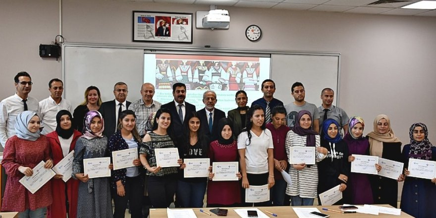 """HRÜ'de """"iş arama becerileri"""" eğitimleri başladı"""