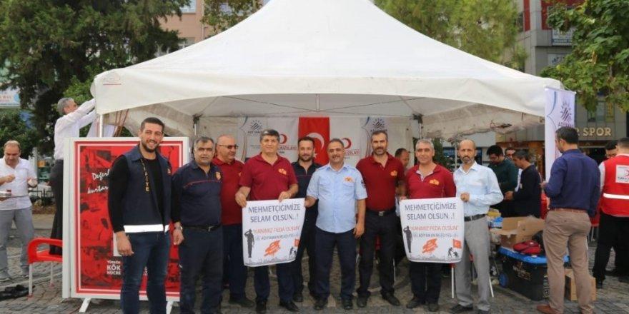 Adıyaman Belediyesi'nden kan bağışı kampanyası