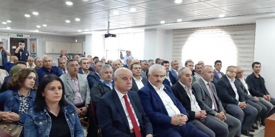 Çaycuma'da Barış Pınarı Harekatı'na destek verdiler