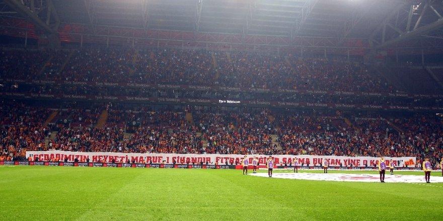 Süper Lig: Galatasaray: 2 - Sivasspor: 0 (İlk yarı)
