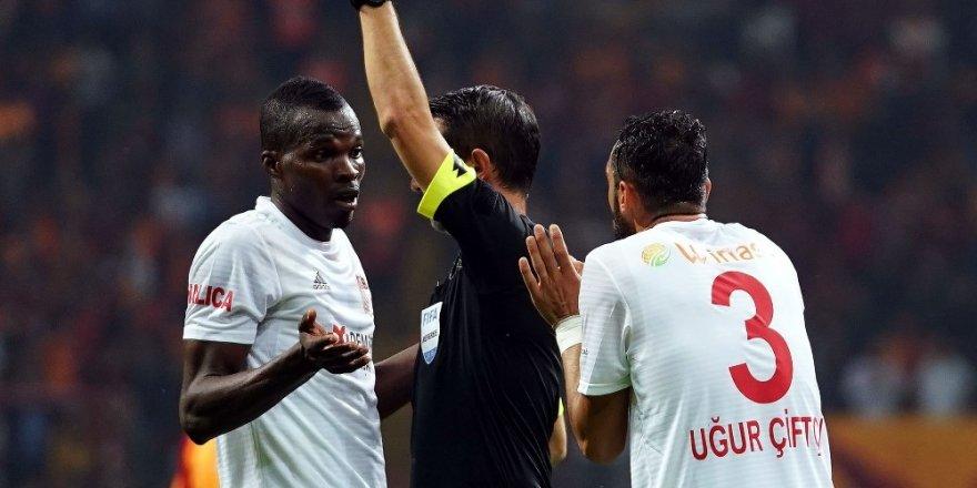 Süper Lig: Galatasaray: 3 - Sivasspor: 2 (Maç sonucu)