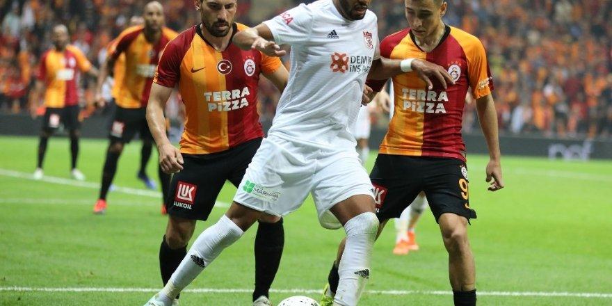 Sivasspor, 5 maç sonra yenildi