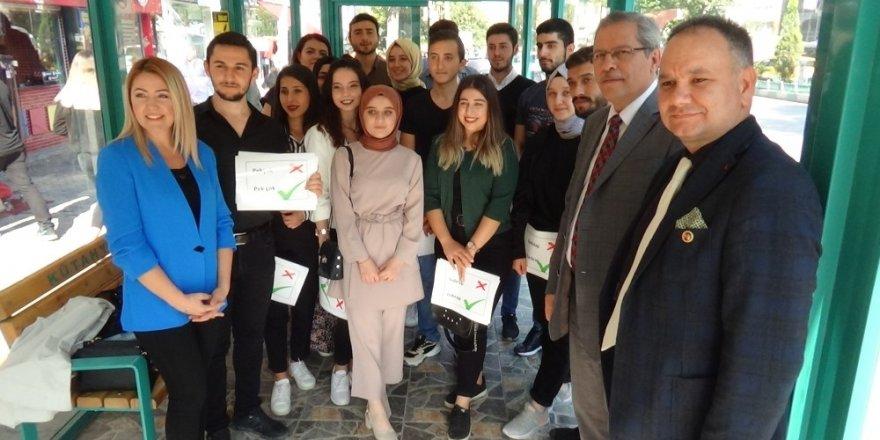 Kütahya'da doğru Türkçe seferberliği
