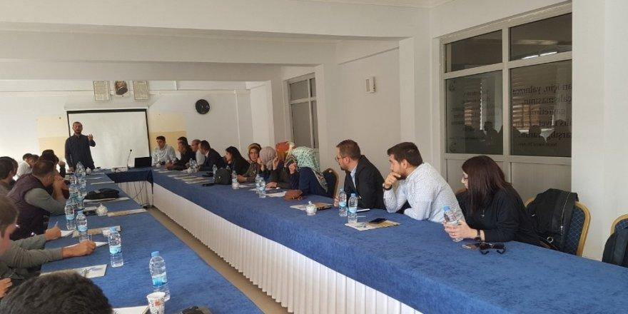 Erzurum'da Stem ve Kodlama Çalıştayı