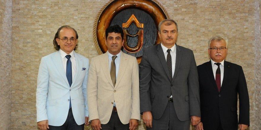 ADÜ ve İl Milli Eğitim Müdürlüğü arasında protokol imzalandı