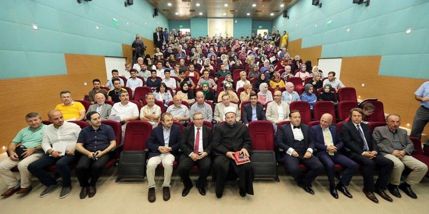 Karadağ Başmüftüsü Rifat Feyziç'ten, Trakya Üniversitesi İlahiyat Fakültesi'nde ilk ders