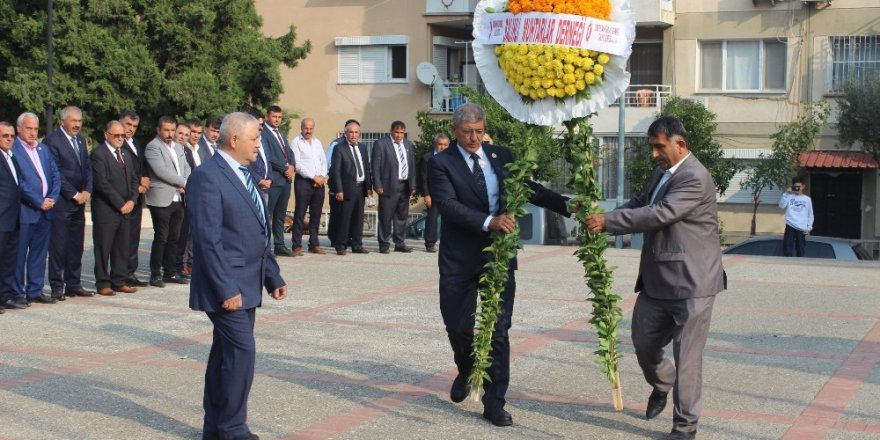 Salihli'de Muhtarlar Günü etkinlikleri
