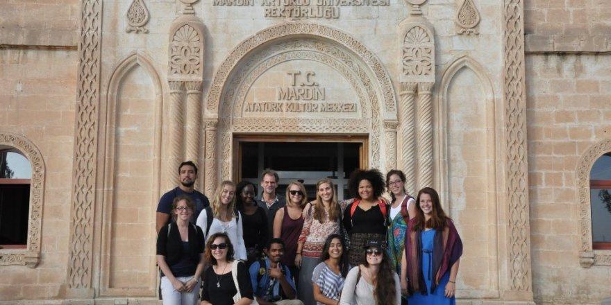 Mardin Artuklu Üniversitesi'nden uluslararası işbirliği hamlesi