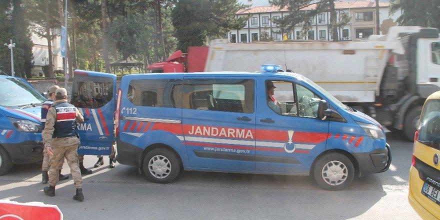Amasya'da hayvan hırsızlığına 4 tutuklama