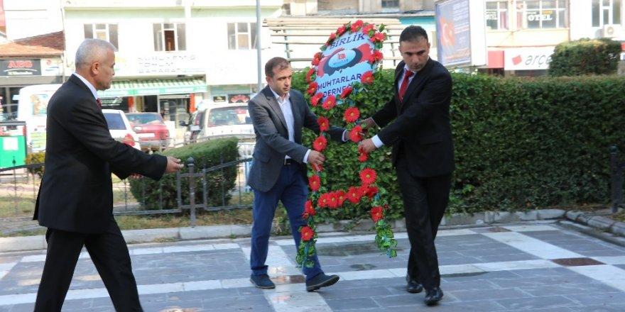 Beyşehir'de Muhtarlar Günü kutlandı