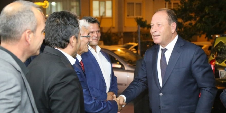 """Başkan Oprukçu: """"Birlikte çözüm üretecek ve birlikte çare olacağız"""""""
