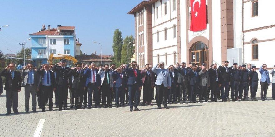Hisarcık'lı muhtarlar Mehmetçik'e asker selamı gönderdi