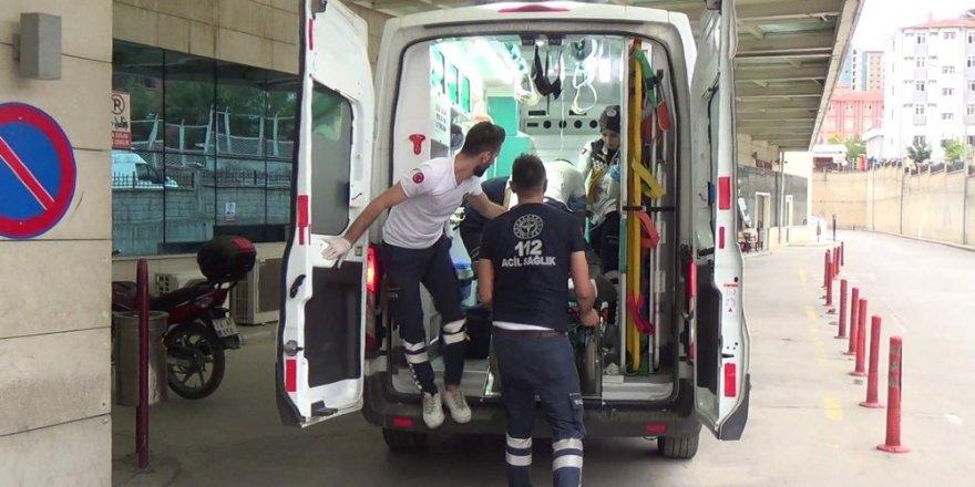Siirt'te yıldırım çarpması sonucu 1 çocuk ağır yaralandı