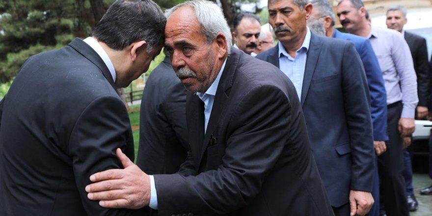 Başkan Fadıloğlu, muhtarları konuk etti