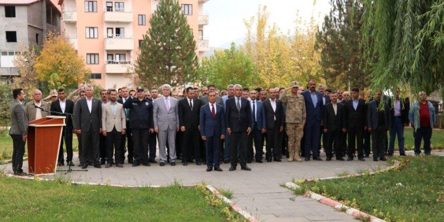 Hizan'da 19 Ekim Muhtarlar Günü