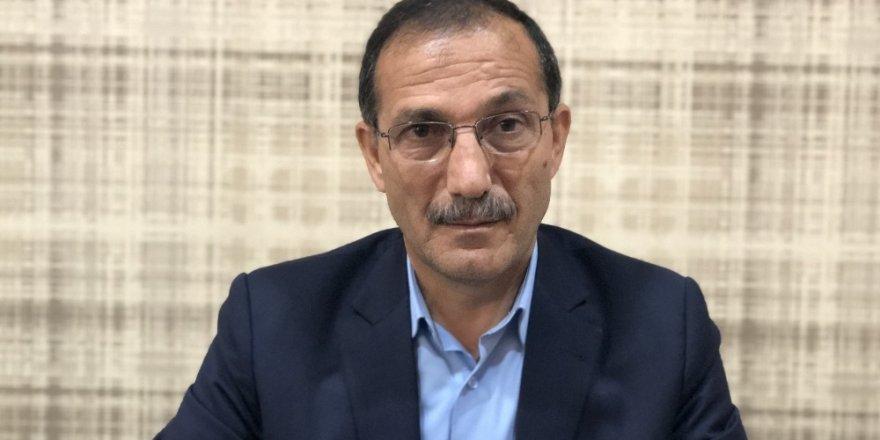 """Başkan Dağtekin: """"Dünyanın en büyük dengesi Türkiye'dir"""""""