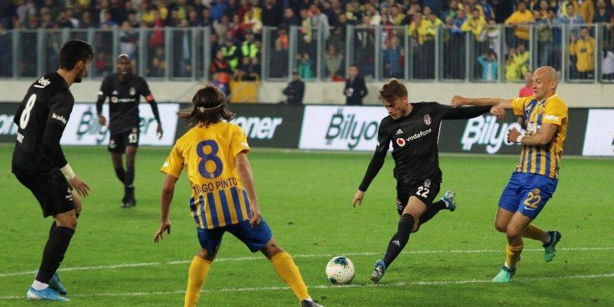 Süper Lig: MKE Ankaragücü: 0 - Beşiktaş: 0 (Maç sonucu)