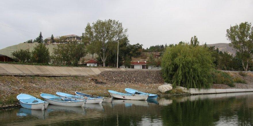 Ankara'nın saklı baraj gölü altında bir tarihi gizliyor