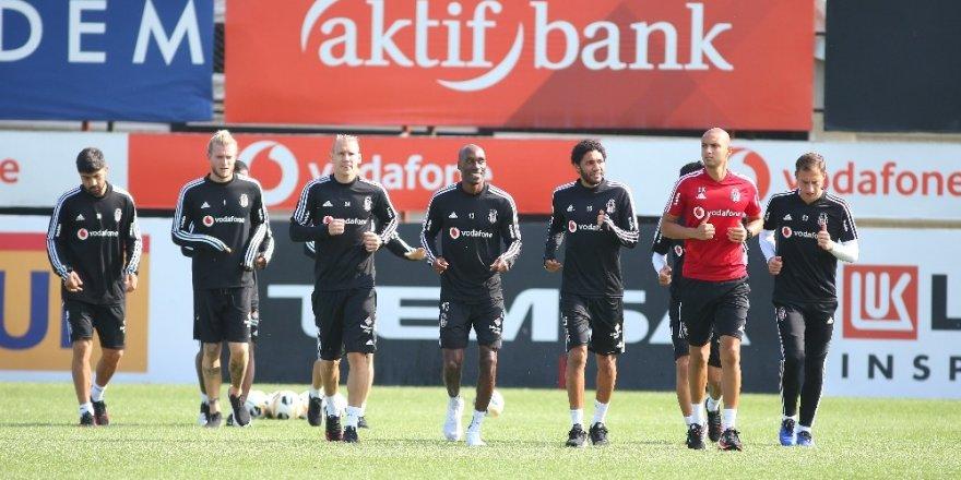 Beşiktaş, Braga maçı hazırlıklarına başladı